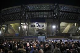 """""""Napoli"""" oficialiai pakeitė stadiono pavadinimą"""
