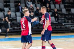 Futsal A lygoje – karštas savaitgalis