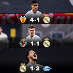 """Paskutiniai """"Real"""" mačai """"La Liga"""" čempionate"""