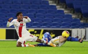 """""""Southampton"""" rungtynių pabaigoje palaužė """"Brighton"""""""