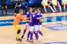 Futsal A lyga – prie starto linijos