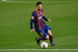 """""""Barcelona"""" ruošia naują kontraktą Lioneliui Messi"""