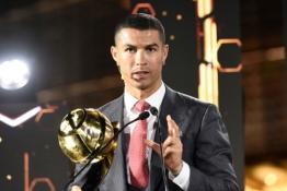 C. Ronaldo – geriausias amžiaus futbolininkas