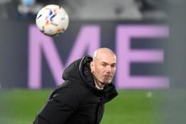 """Real"" kol kas neatleis Z. Zidane'o"