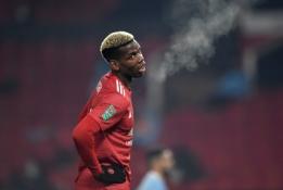 """Prasidėjo derybos tarp """"United"""" ir P. Pogba dėl naujo kontrakto"""