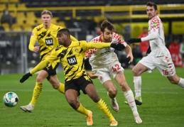 """""""Bundesliga"""": progų neišnaudojusi """"Borussia"""" nesugebėjo palaužti """"Mainz"""" ekipos"""
