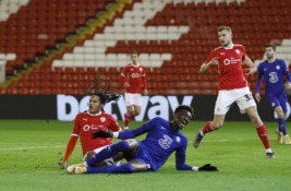 """""""Chelsea"""" sėkmingai žengė į FA taurės ketvirtfinalį"""
