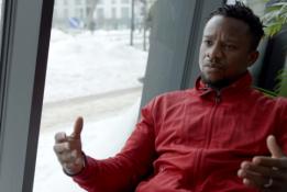 """O. Onazi: """"Vilniuje noriu mėgautis žaidimu ir pasiekti svarbių laimėjimų"""""""