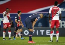 Po saldžios pergalės Barselonoje PSG patyrė skaudų smūgį Prancūzijoje