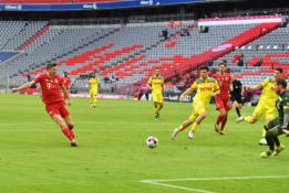 """Bundesliga"": ""Bayern"" neturėjo vargo su ""Koln"""
