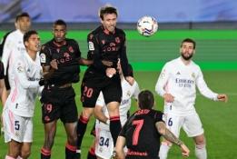 """""""Real"""" rungtynių pabaigoje išsigelbėjo nuo pralaimėjimo prieš """"Real Sociedad"""""""