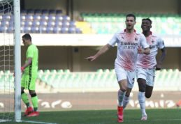 """""""AC Milan"""" įveikė """"Veroną"""""""