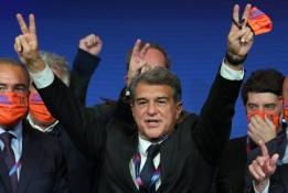 """""""Barcelona"""" turi naują klubo prezidentą"""