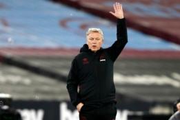 """D. Moyesas neliks nusivylęs, jei """"West Ham"""" nepateks į pirmąjį ketvertuką"""