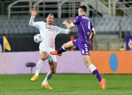"""""""Milan"""" permainingose rungtynėse palaužė """"Fiorentina"""""""