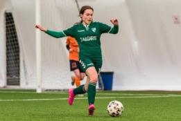 Lietuvos moterų futbolo čempionatas pakeitė pavadinimą