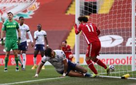 """""""Liverpool"""" Anglijoje išvargo pergalę prieš """"Aston Villa"""""""