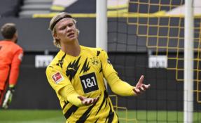 """""""Bayern"""" yra užtikrinta sėkme prisiviliojant E. Haalandą"""