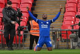 """""""Leicester"""" prasibrovė į FA taurės finalą"""