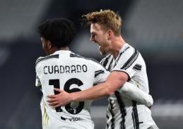 """""""Serie A"""" """"Juventus"""" iškovojo pergalę, """"Inter"""" nesugebėjo įveikti """"Spezia"""""""