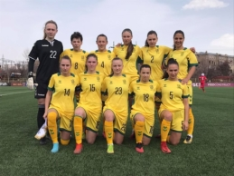 Penktadienį paaiškės lietuvių varžovės 2023 metų Pasaulio čempionato atrankoje