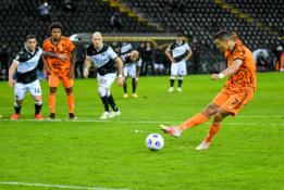 """C. Ronaldo mačo pabaigoje išplėšė gyvybiškai svarbią pergalę """"Juventus"""" ekipai"""