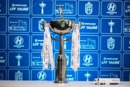 """LFF taurės ketvirtfinalyje – """"Sūduvos"""" ir """"Žalgirio"""" mūšis"""