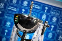 Startuoja Hegelmann LFF taurės ketvirtfinalio etapas