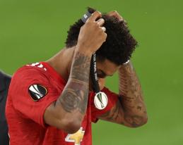 Po pralaimėjimo Europos lygos finale M. Rashfordas sulaukė rasistinių užgauliojimų
