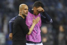 J. Guardiola: esu labai patenkintas ekipos sportine forma