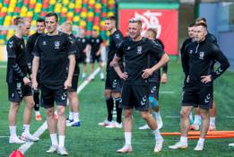 LFF: sprendimas dėl rungtynių su Ispanija dar nėra priimtas