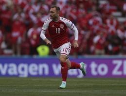 Danijos futbolo federacija: C. Erikseno būklė stabili, jam toliau bus daromi tyrimai