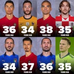 Futbolo žvaigždėms – veikiausiai paskutinis Europos čempionatas