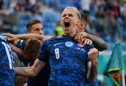E grupė: Slovakija tėškė antausį Lenkijai