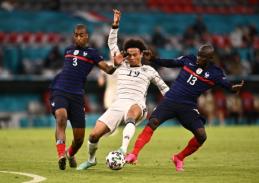 Pasaulio čempionai EURO 2020 pradėjo pergale prieš vokiečius