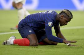 PSG tikisi nusipirkti P. Pogbą, fanai surengė protestą