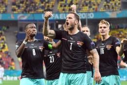 M. Arnautovičius diskvalifikuotas vienam EURO 2020 mačui