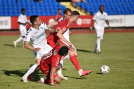 LFF taurės mače Panevėžyje prireikė ir 11 m baudinių