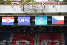 Pasaulio vicečempionų pirmosios pergalės medžioklė: Kroatija – Čekija
