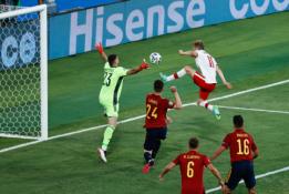 Ispanai Europos čempionate lieka be pergalių