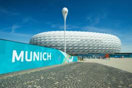 UEFA neleis nudažyti Miuncheno stadiono vaivorykštės spalvomis