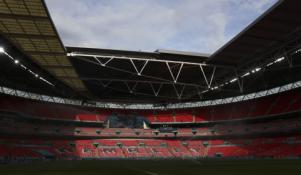 """Vokiečiams neleista pasitreniruoti """"Wembley"""" stadione"""