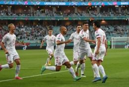 Danai žengė į EURO 2020 pusfinalį