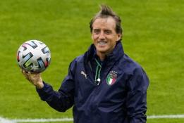 R. Mancini: varžovai nebuvo aukščiausio meistriškumo
