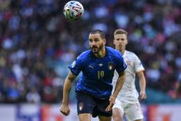 """L. Bonucci: """"Tai buvo sunkiausios rungtynės, kurias man yra tekę žaisti"""""""