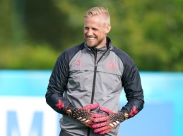 """K. Schmeichelis prieš Anglijos–Danijos mūšį: """"Ar futbolas buvo grįžęs kada nors namo?"""""""