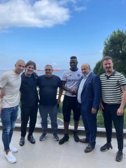 M. Balotelli naujoji karjeros stotelė – Turkijoje