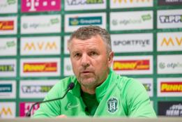 V. Čeburinas: ruošimės žaisti taip, kad turėtume pranašumą prieš vengrus