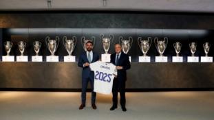 """D. Carvajalis pratęsė sutartį su Madrido """"Real"""" iki 2025 metų"""