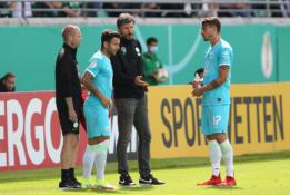 """Kuriozas: per daug keitimų atlikusi """"Wolfsburg"""" ekipa pašalinta iš Vokietijos taurės"""